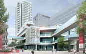 Xinyi District, A10 mall in Taiwan - Fubon Life